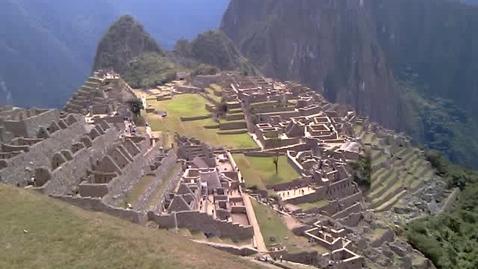 Thumbnail for entry Machu Picchu tour guide talk