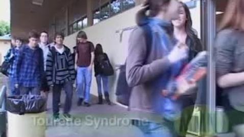 Thumbnail for entry Tourette Syndrome