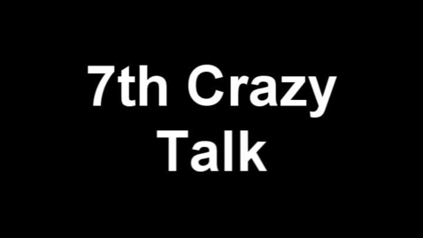 Thumbnail for entry Christmas Crazytalk
