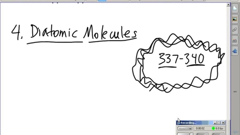 Thumbnail for entry Stephens Chemistry: Properties of bonding