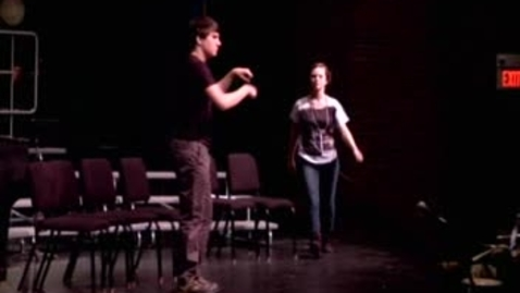 Thumbnail for entry Sexting Scene Performed by Looking In Theatre