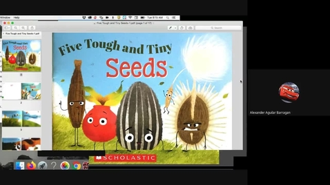 Thumbnail for entry Five Tough and Tiny Seeds.mp4