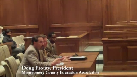 Thumbnail for entry Local Leaders testify at AELR hearing