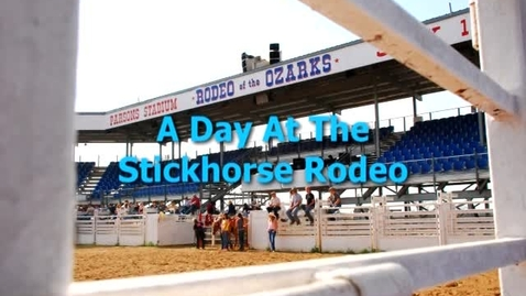Thumbnail for entry A Day At The Stick Horse Rodeo - 2009