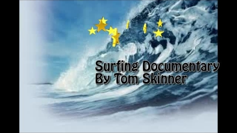 Thumbnail for entry Tom's Documentary