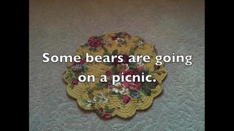 Thumbnail for entry Teddy Bear Picnic Math