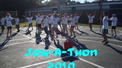 Thumbnail for entry Jog-A-Thon 2010