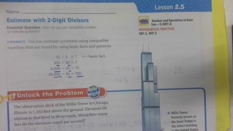 Thumbnail for entry Math 2.5 Tuesday September 29