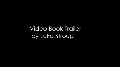 Thumbnail for entry Tears of a Tiger by Draper Video Book Trailer by Luke Stroup