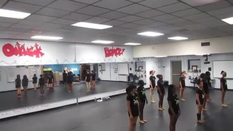 Thumbnail for entry EDGE company Stomp N Grind rehearsal 11-29-16