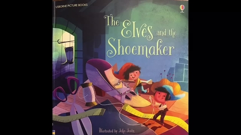 Thumbnail for entry The Elves and the Shoemaker