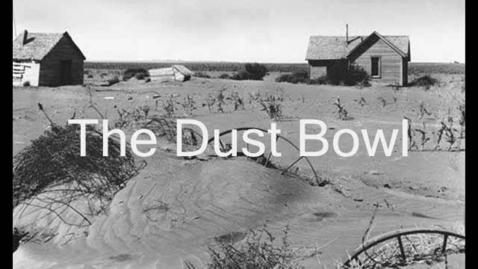 Thumbnail for entry The Dust Bowl