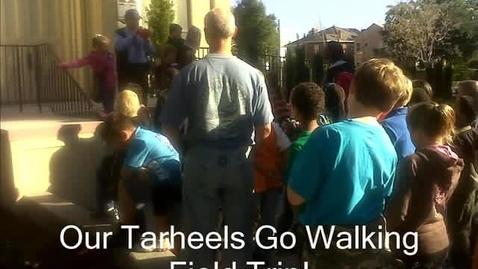 Thumbnail for entry Tarheels Go Walking