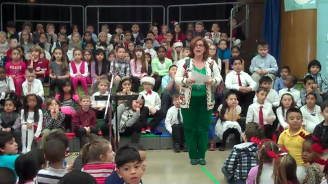 Thumbnail for entry Winter Sing-Along December 17, 2014