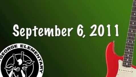 Thumbnail for entry LGE Sept. 6, 2011