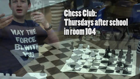Thumbnail for entry Chess Club