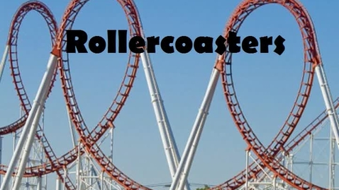 Thumbnail for entry Loskamp Rollercoaster