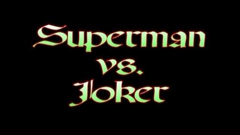 Thumbnail for entry Superman vs. Joker