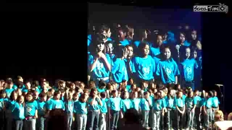 Thumbnail for entry NAESP - Pasadena ISD - One Small Voice & Children of the World