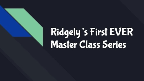 Thumbnail for entry RMSTV Friday 3.5.2021 B Crew