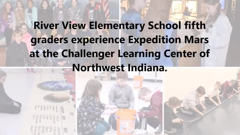 Thumbnail for entry Expedition Mars, River View Elementary School, 2018