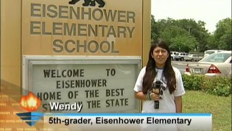 Thumbnail for entry Eisenhower Reads