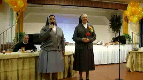 Thumbnail for entry Mother Yvonne's Visit