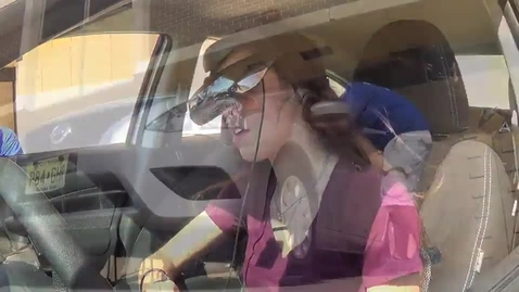 Thumbnail for entry Texting and Driving: Teens test their skills, many fail