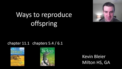 Thumbnail for entry Ways to reproduce offspring