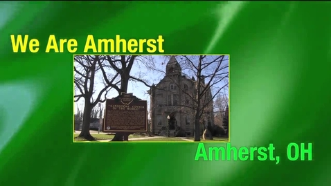 Thumbnail for entry We are Amherst