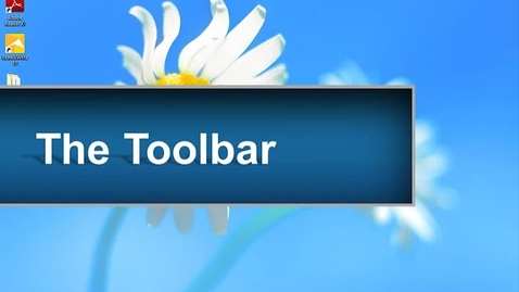Thumbnail for entry Toolbar Feature - Read&Write Gold Version 11