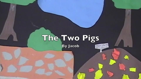 Thumbnail for entry Two Pigs
