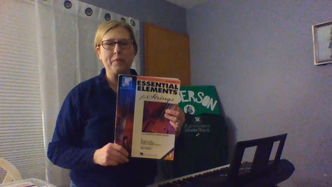 Thumbnail for entry 5th Grade Orchestra EE Book Song Review