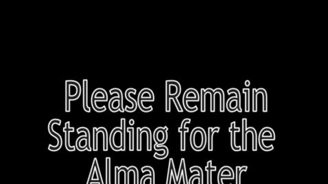 Thumbnail for entry Veterans Memorial High School - Alma Mater 2011