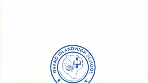 Thumbnail for entry Grand Island HS Class of 2019 Commencement Ceremony 6-26-2019
