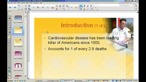 Thumbnail for entry Chapter 14 Cardiovascular