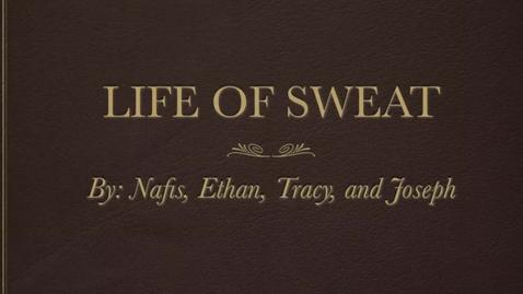 Thumbnail for entry Reflections 2015: Joseph S., Nafis E., Tracy J., & Ethan D.