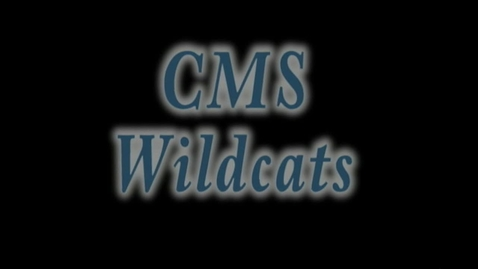 Thumbnail for entry CMS Wildcats Football