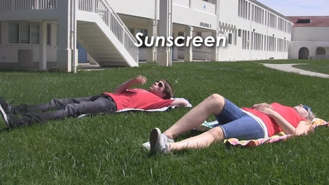 Thumbnail for entry Sunscreen Commercial