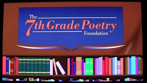 Thumbnail for entry Best Friend The 2013 7GP 7th Grade Poetry Contest Winner