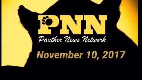 Thumbnail for entry PNN November 10, 2017