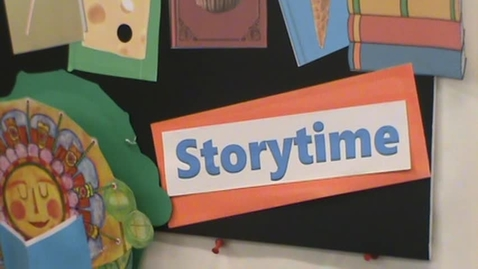 Thumbnail for entry Yummytime Storytime: Mrs. Gigliotti
