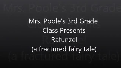 Thumbnail for entry Rafunzel
