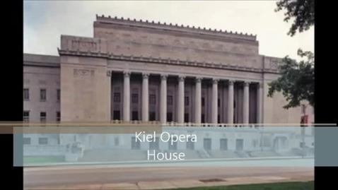 Thumbnail for entry The Kiel Opera House of St. Louis, Missouri
