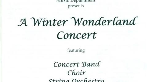 Thumbnail for entry GIHS Winter Wonderland Concert 12-13-2017
