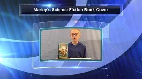 Thumbnail for entry Marley's Science Fiction Book Cover
