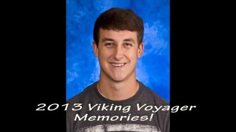 Thumbnail for entry Viking Voyager 2013 Seniors