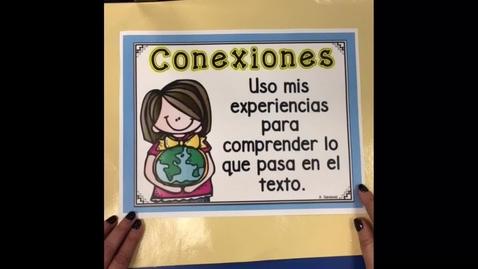 Thumbnail for entry Haciendo conexiones del texto al mundo