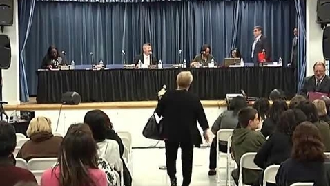 Thumbnail for entry Rialto Board of Education Meeting - 2/13/13