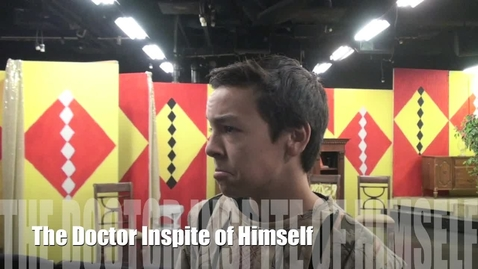 Thumbnail for entry Doctor Inspite of Himself recap